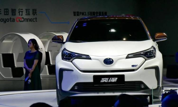 टोयोटा र बीवाईडीले संयुक्त रुपमा इलेक्ट्रीक कार बनाउने, २०२० सम्ममा बजारमा आउने_img