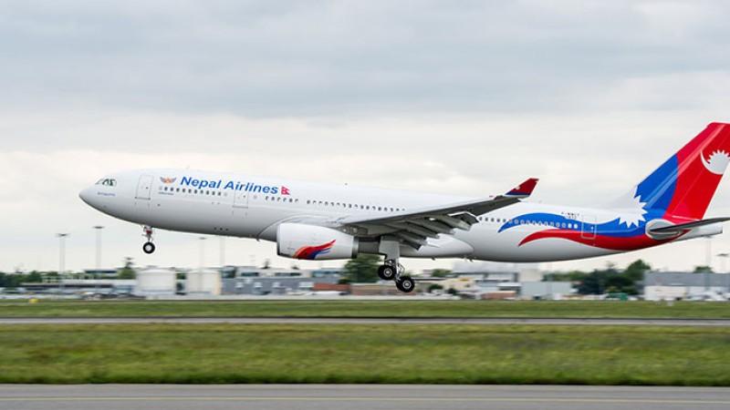 टिकट बुकिङ नभएपछि नेपाल वायुसेवा निगमको ओसाका उडान तालिका परिर्वतन