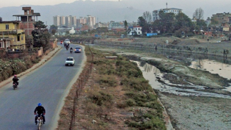काठमाडौंको जाम कम गर्न तीन करिडोर सञ्चालन