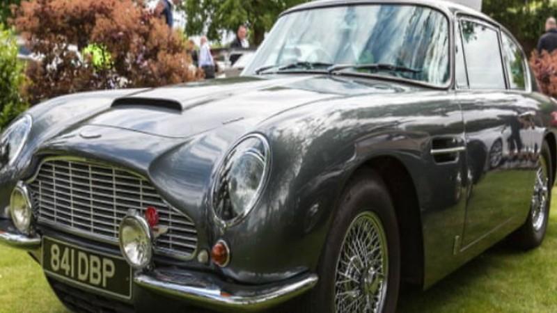 ७२ करोडमा बिक्यो जेम्स बन्डले प्रयोग गरेको पुरानो गाडी