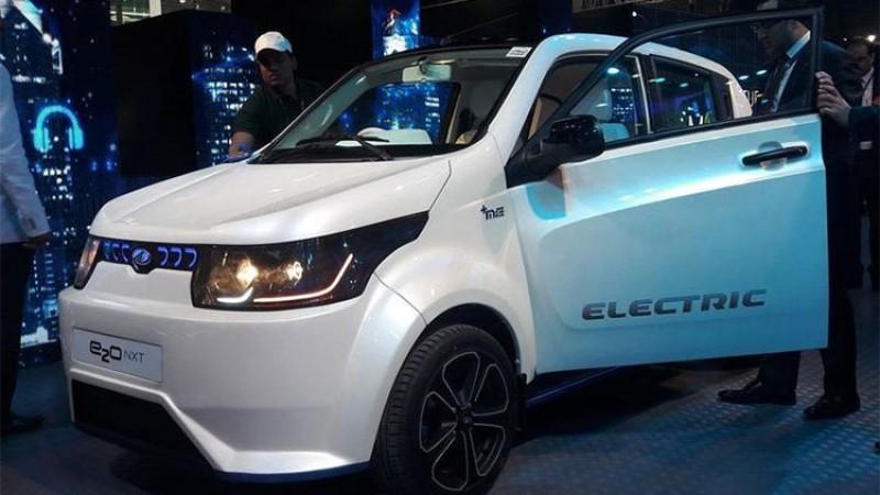 तयार हुँदै महिन्द्राको इलेक्ट्रीक कार 'e2o Nxt', यस्तो छ माइलेज र अन्य फिचर