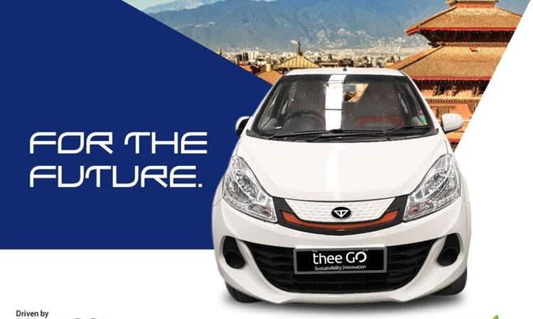 इलेक्ट्रीक कार E8 नेपाली बजारमा, यस्तो छ मूल्य र विशेषता_img