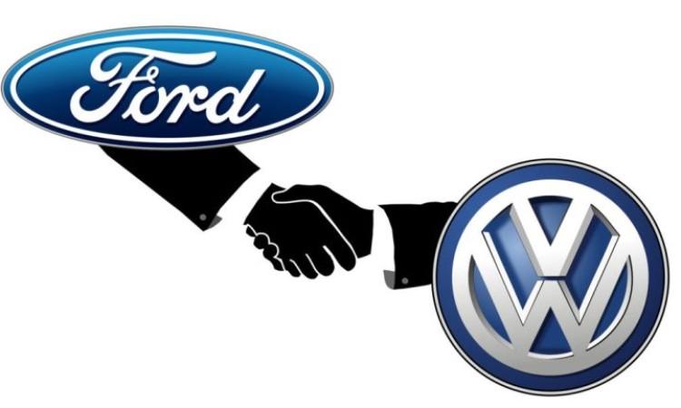इलेक्ट्रीक तथा स्वचालित कार बनाउन फोर्ड र फक्सवागनले साझेदारी गर्ने_img