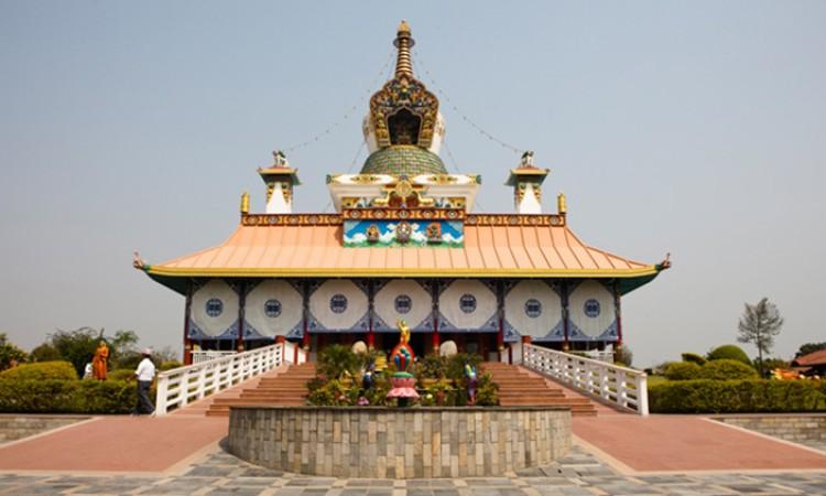लुम्बिनीलाई अन्तर्राष्ट्रिय शान्ति शहरका रुपमा विकास गरिने_img