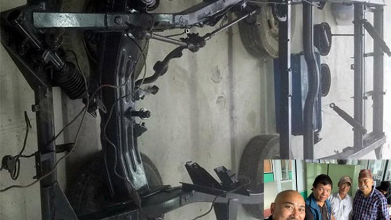 इलेक्ट्रीक कार बनाउन जुट्यो राष्ट्रिय आविस्कार केन्द्र, मूल्य १० लाख