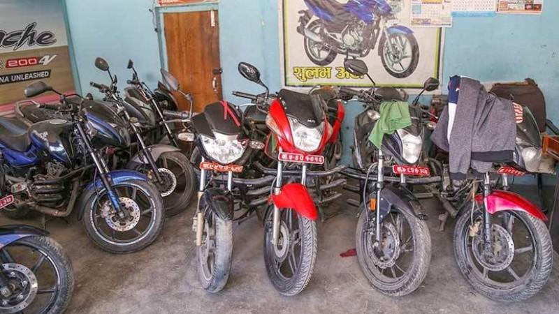 'सेकेन्ड ह्याण्ड' मोटरसाइकल बजारमा छैन चहलपहल, यस्तो छ कारण