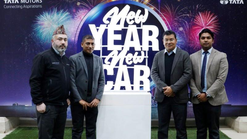 नयाँ वर्षमा टाटा मोटर्सको नयाँ कार योजना