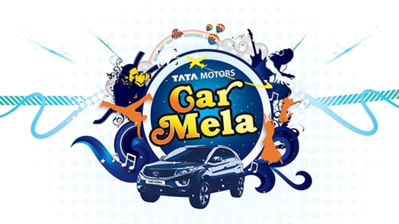 बिर्तामोडमा टाटा मोटर्सको कार मेला शुरु