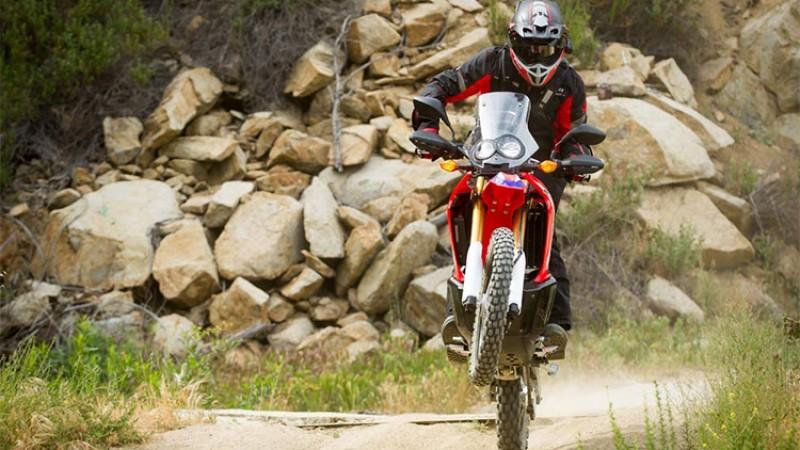 होन्डाको प्रिमियम डर्ट बाइक CRF 250L, यस्तो छ मूल्य र बिशेषता_img