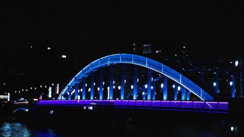 बिजुली बजारको आर्क ब्रिजमा आकर्षक बत्ती जडान गरिने_img