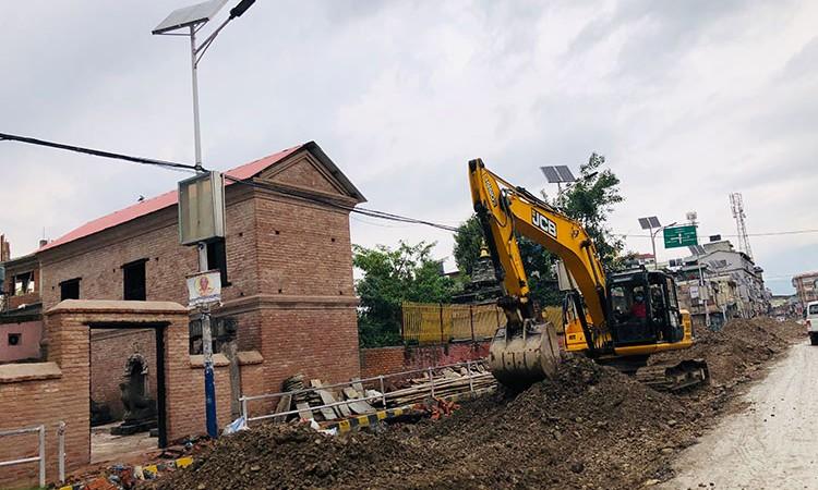 गौशाला-चाबहिल सडकखण्ड निर्माण तिब्रगतिमा (फोटोफिचर)_img