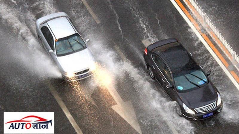 वर्षामा गाडी चलाउँदा ध्यान दिनु पर्ने ९ कुरा_img