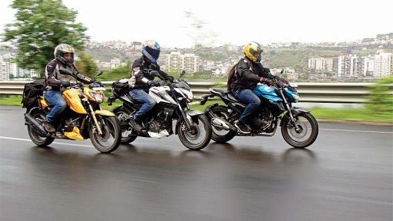 सर्वाधिक सफल तीन पावरफुल नेकेड मोटरसाइकल, मूल्य र फिचरसहित