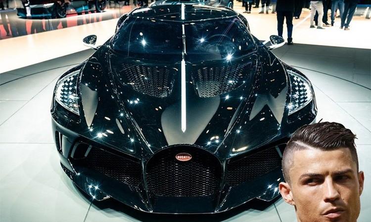 फुटबल स्टार रोनाल्डोले किने विश्वभर १० यूनिटमात्रै उत्पादन हुने कार, मूल्य ७५ करोड_img