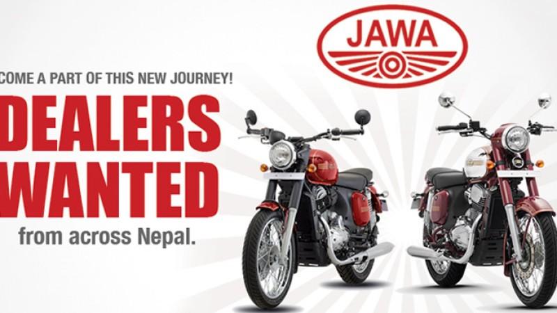 जावाका मोटरसाइकल नेपाल आउने पक्का, माग्यो डिलर_img