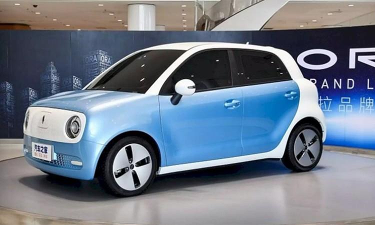संसारकै सस्तो इलेक्ट्रीक कार ओरा-१ मा जोडियो 'बिएमडब्ल्यू'_img