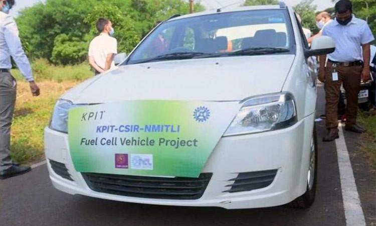भारतमा बन्यो पहिलो हाइड्रोजन फिउल सेल कार_img