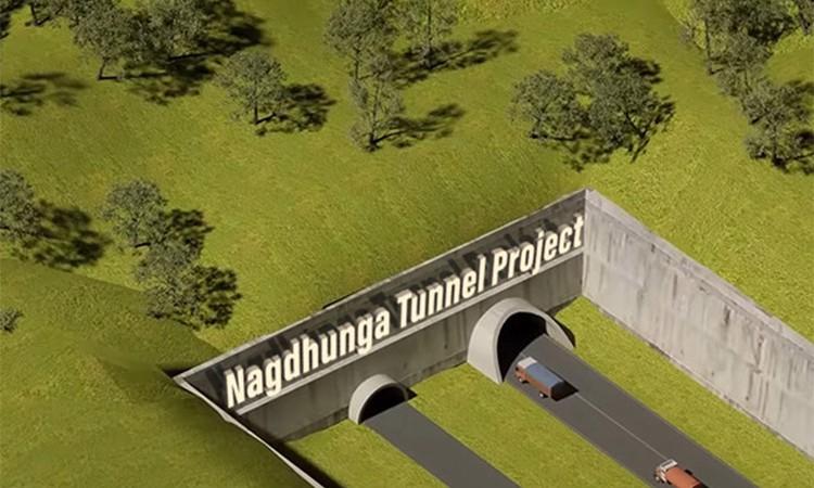 बलम्बुमा मुआब्जा वितरण नहुँदा सुरुङमार्ग जोड्ने फ्लाईओभर निर्माण रोकियो_img
