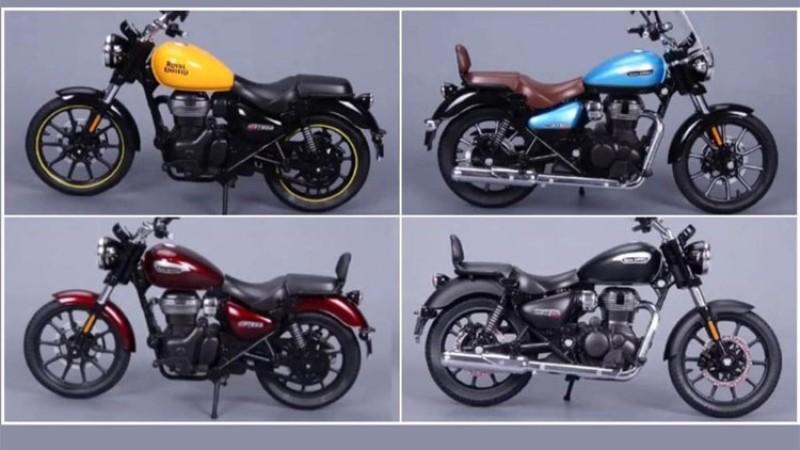 रोयल इन्फिल्डको नयाँ मोटरसाइकल ३ फरक भेरियन्टमा आउने