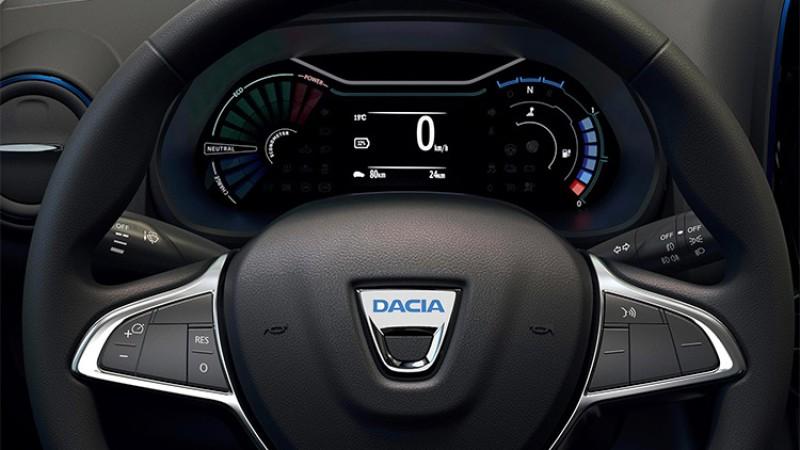 रेनोले ल्यायो 'डासिया' इलेक्ट्रीक कार