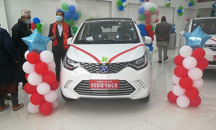 नेपाल आयो 'डेरी' ब्राण्डका विद्युतीय कार, कम मूल्य र सोलार पावर मुख्य आकर्षण_img