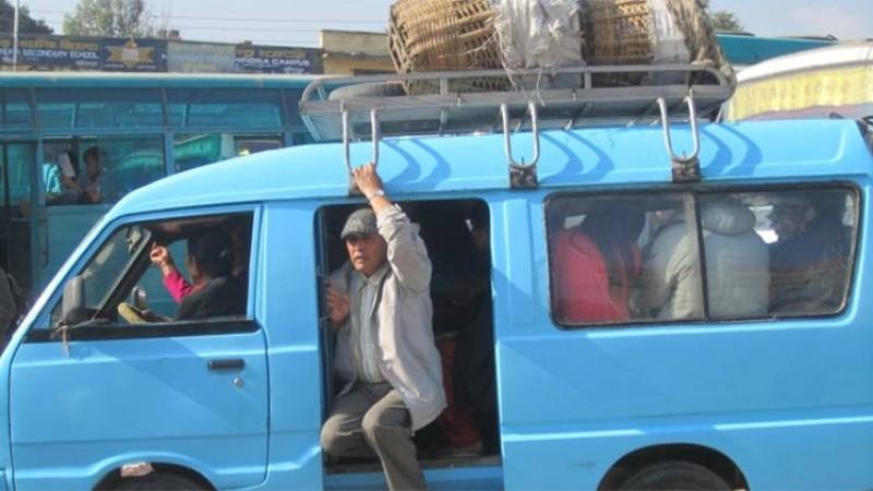 काठमाडौंमा भोलिबाट गुड्ने छैनन् निला माइक्रो_img
