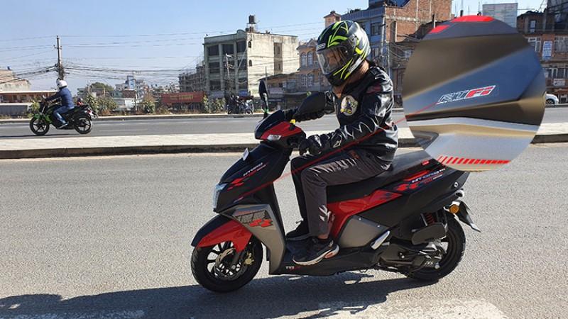 दुई दिनपछि नयाँ इन्जिनमा 'टीभीएस एनटर्क रेस एडिसन' विक्री सुरु हुँदै