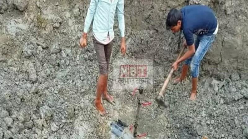 नेपाल-भारत पेट्रोलियम पाइपलाइनबाटै डिजेल चोरी !_img