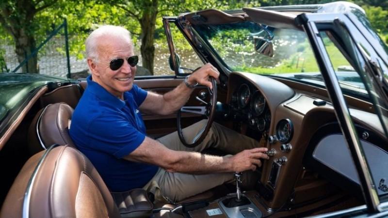 अमेरिकी राष्ट्रपति वाइडेनले अब आफ्नो ५३ वर्ष पुरानो कार हाँक्न नपाउने