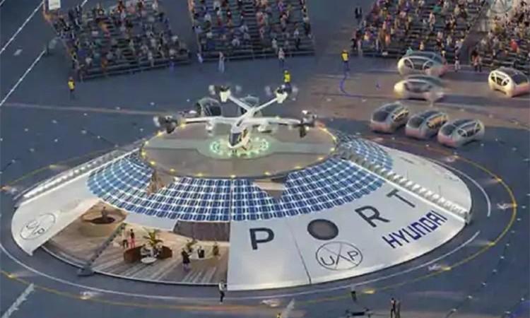 हुन्डाईको सहयोगमा बन्ने भयो उड्ने कारको एयरपोर्ट_img