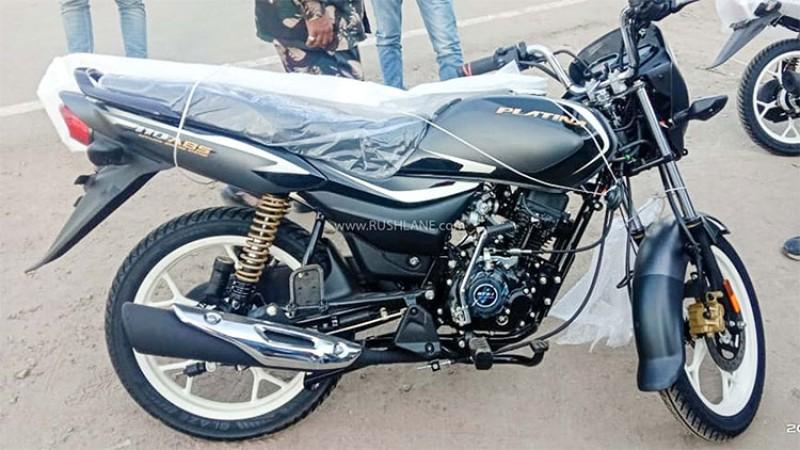 ११० सीसीको मोटरसाइकलमा बजाजले दियो एबीएस फिचर