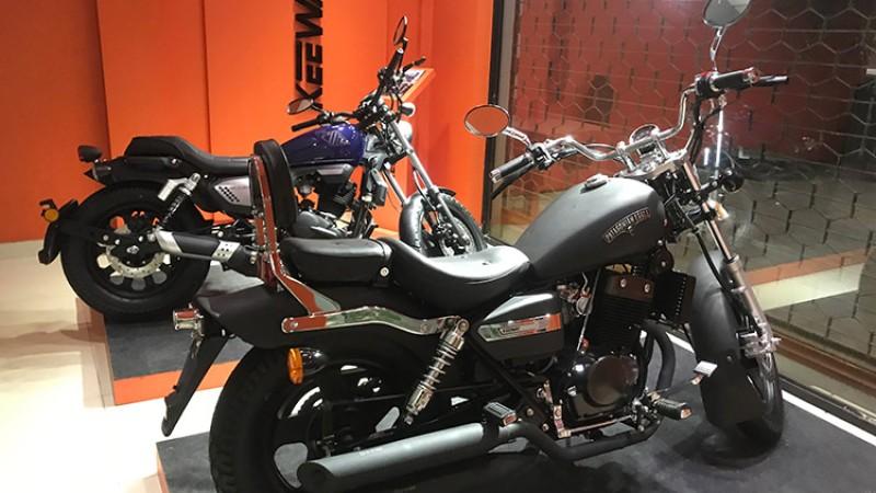 'कि-वे' ब्राण्डका दुई मोटरसाइकल आज नेपालमा सार्वजनिक हुँदै, यस्तो छ मूल्य