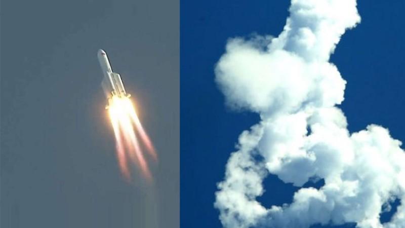 चिनियाँ अन्तरिक्ष यान 'लङ मार्च ५ बी' हिन्द महासागरमा खस्यो
