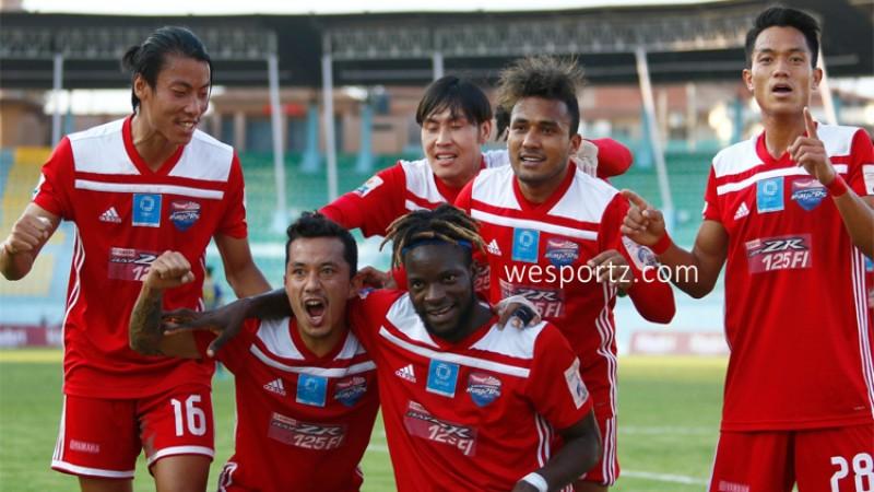 यामाहा प्रेरित काठमाडौं रेर्जस फुटबल क्लबले जित्यो नेपाल सुपर लिगको उपाधि_img
