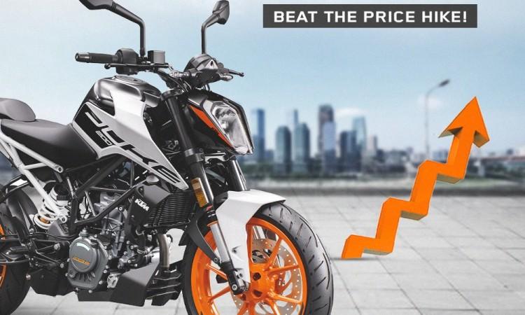 केटीएमले साउन १५ गतेबाट आफ्ना मोटरसाइकलको मूल्य बढाउने_img