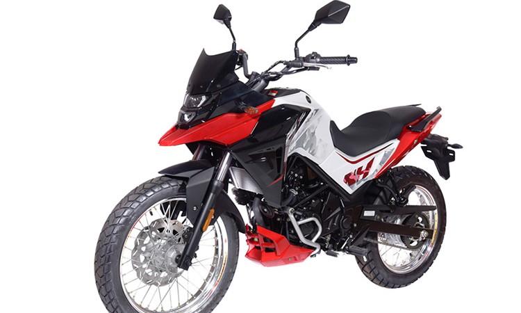 नेपाल आयो NHT-200 एड्भेन्चर मोटरसाइकल, मूल्य ५ लाख ४९ हजार_img
