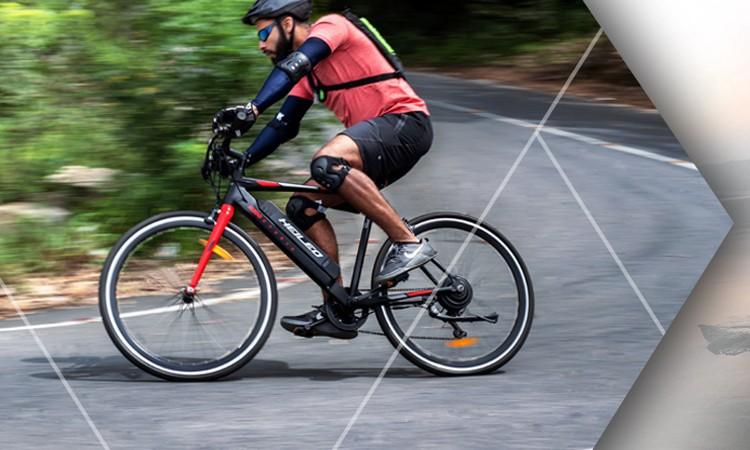 विद्युतीय साइकलमा निर्माणमा 'टोटचे', होलीओ एच १०० सार्वजनिक_img