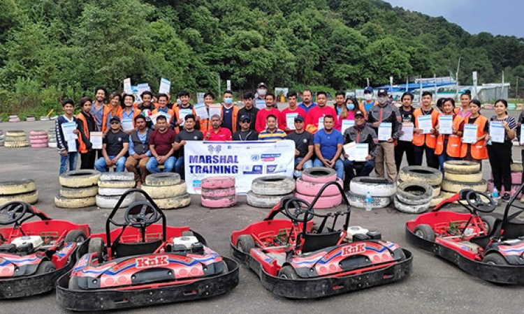 नेपालमा खुल्यो पहिलो मोटर स्पोर्ट्स एकेडेमी_img