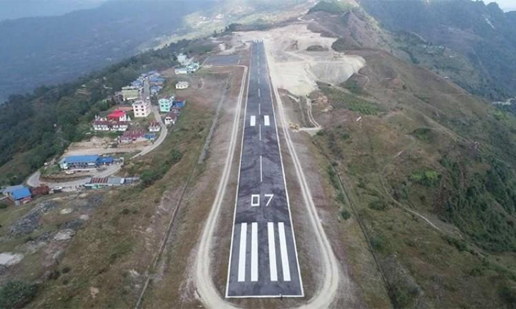 सुकेटार विमानस्थलमा नियमित उडान शुरु, हप्तामा ४ दिन उडान हुने_img