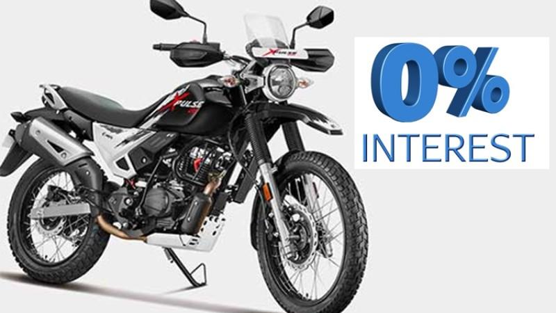 हिरोका मोटरसाइकल र स्कुटर किन्दा व्याज नलाग्ने, यस्तो छ एक्सपल्सको मासिक किस्ता_img