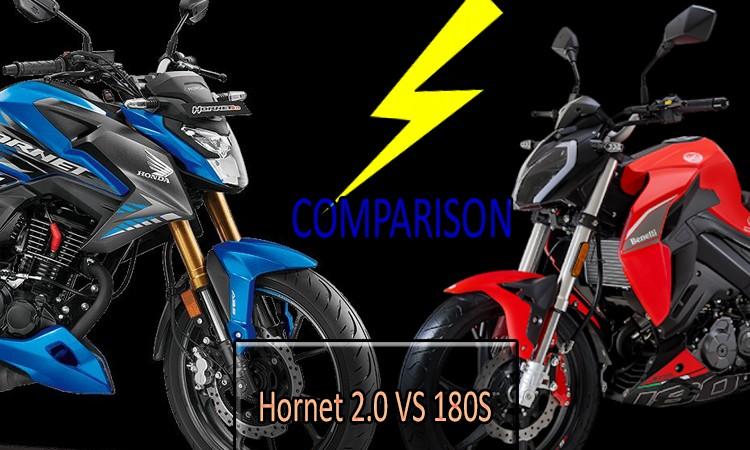 १८० सीसीका दुई मोटरसाइकल बीच कडा प्रतिस्पर्धा, यस्ता छन भिन्नता र मूल्य_img