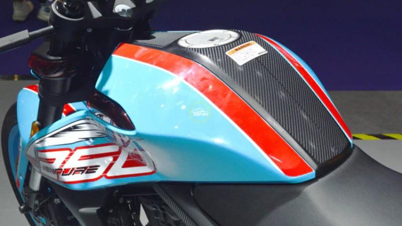 तयार भयो निकै आकर्षक G250-R मोटरसाइकल